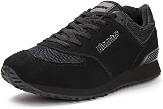 Sneaker Damen Turnschuhe Sportschuhe Laufschuhe Herren Classic Bequem Sneaker de Sport Running Fitness Blau Weiss Blau Grö...