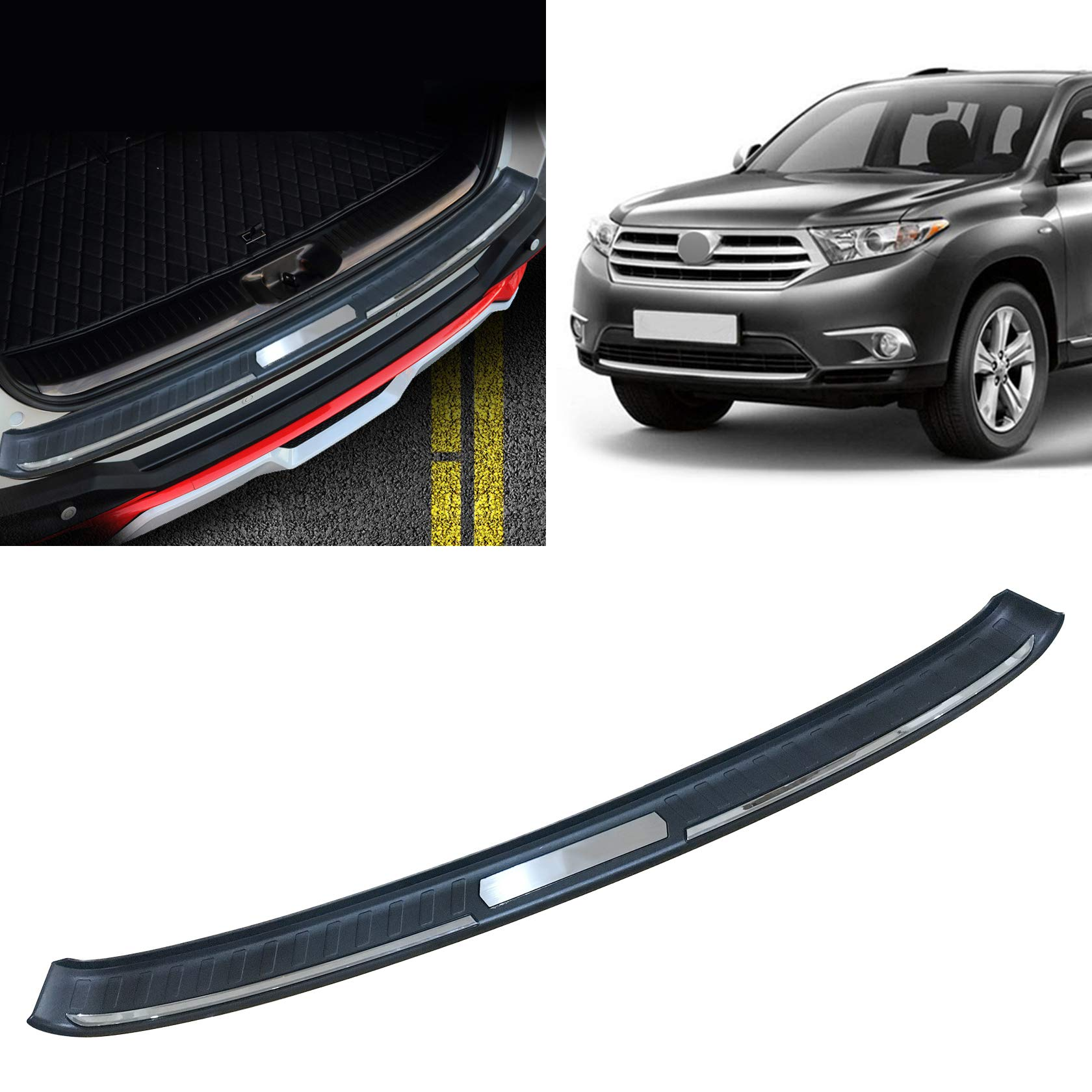 Fits 2014-2019 Jeep Cherokee Stainless Steel Bull Bar Brush Bumper Guard