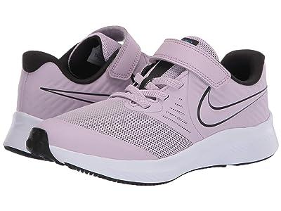 Nike Kids Star Runner 2 (Little Kid) (Iced Lilac/Off Noir/Soar/White) Kids Shoes