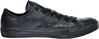 Converse Chuck Taylor all Star Mono Leather Oxford, Scarpe da Ginnastica Unisex – Adulto