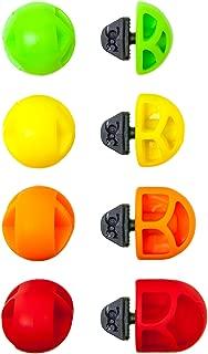 Teeter Better Back Acupressure Nodes, Multicolor