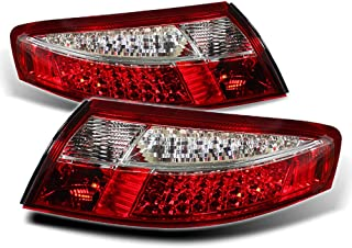 ACANII - For 1999-2004 Porsche 911 996 Carrera 4 Philips Lumileds LED Tail Lights Lamps 99-04
