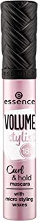 essence | Volume Stylist 18Hr Curl & Hold Mascara with Micro Styling Waxes | Cruelty Free - Black