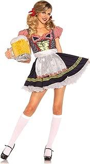 Women's Beer Stein Babe Oktoberfest Costume