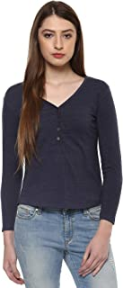 AMERICAN CREW Women's Full Sleeve Top