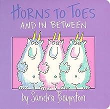 Horns To Toes (Boynton Board Books (Simon & Schuster))