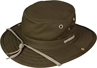 Mens Solarweave Floater Hat with Chincord and Side Snaps