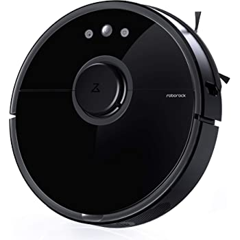 Roborock S5 Robot Vacuum and Mop, Smart Navigating Robotic Vacuum Cleaner with 2000Pa Strong Suction, Wi-Fi & Alexa Connectivity for Pet Hair, Carpet & All Types of Floor