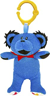 Daphyl's Grateful Dead Interactive Plush Dancing Bear with Universal Hanging Clip
