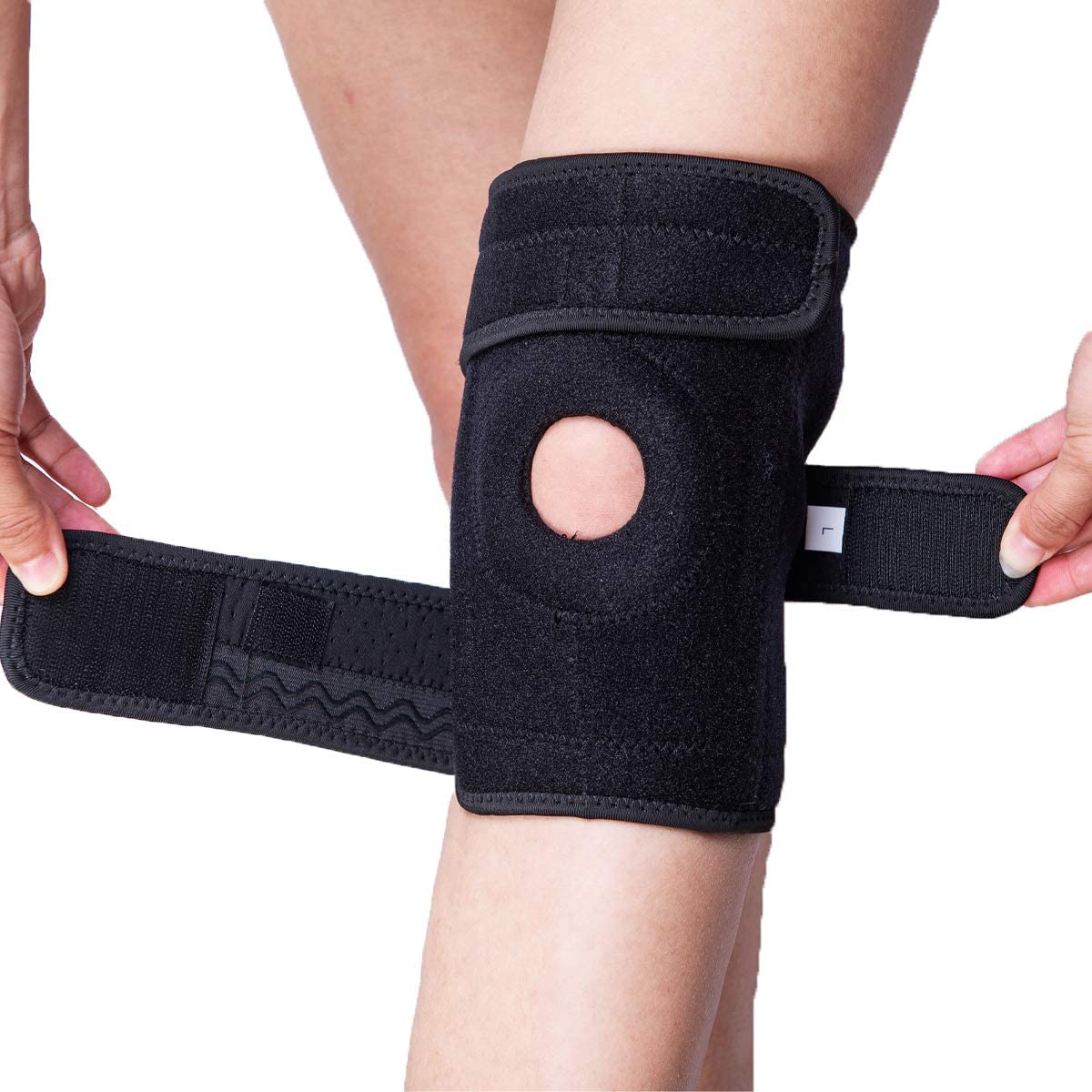 Knee Max 47% OFF Time sale Brace Support for Men and Patellar Women Adjustable -