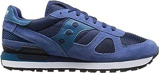 Saucony, Jazz, Sneaker alla moda da uomo e da donna, Blu (Blu), 13 UK
