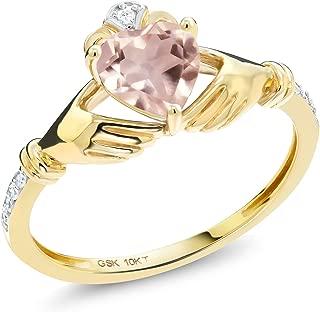 Best rose quartz wedding ring Reviews