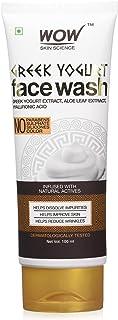 WOW Greek Yoghurt Face Wash, 100 ml