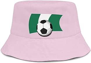 Best nigeria soccer bucket hat Reviews
