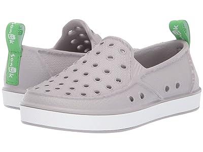 Sanuk Kids Lil Walker (Toddler/Little Kid) (Ridgeway Grey) Boys Shoes