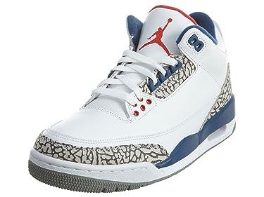 Nike Men's Air Jordan 3 Retro OG White -