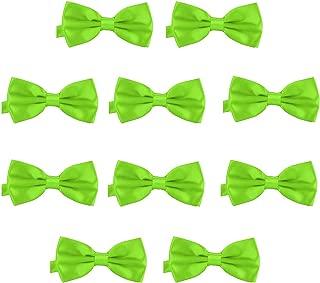 Amazon.es: Verde - Pajaritas / Corbatas, fajines y pañuelos de ...
