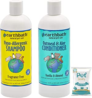 Pet Faves Dog Shampoo and Conditioner