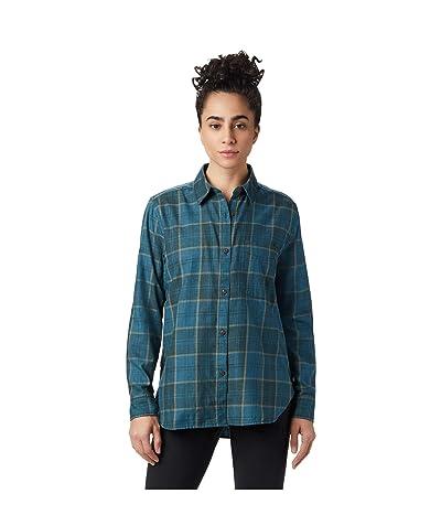 Mountain Hardwear Rileytm Long Sleeve Shirt (Icelandic) Women