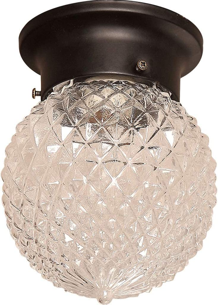 YIXIN2013SHOP Ceiling Light Fixture Mail order Colorado Springs Mall Lamp Simple Glass Ai