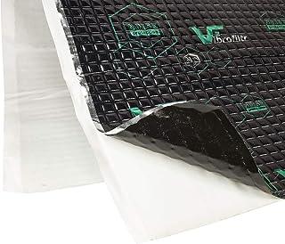 tomzz Audio VDM16 4 Alubutyl Schalldämmmatten Set für 4 Türen Alubutyl Anti Dröhn Vibration Dämmmatte Auto Boot selbstklebend (17,82 Euro/qm)