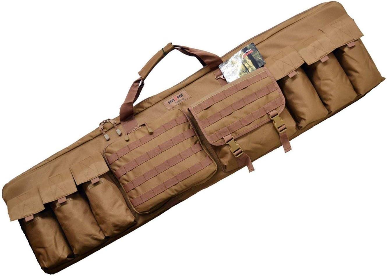 Explorer Ranger Double or 3 Rifles Gun Nippon regular agency Long T Padded Weapon Virginia Beach Mall Case
