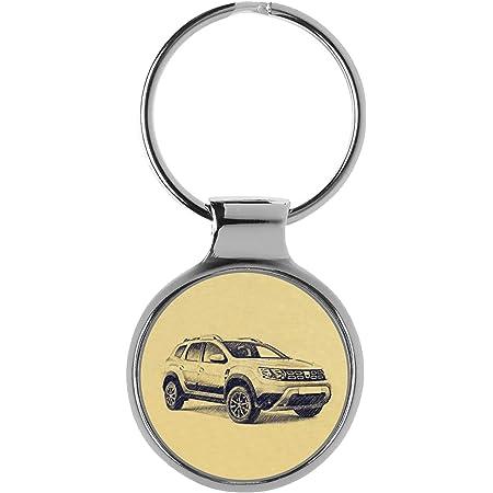 Cargifts Schlüsselanhänger Mit Logo Für Dacia Duster Auto