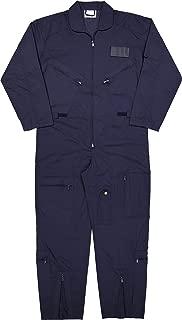 blue nomex flight suit