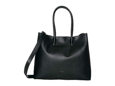 Matt & Nat Dwell Krista (Black/Black 1) Handbags