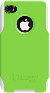 OtterBox Commuter Series Hybrid Case for AT&T and Verizon iPhone 4 (Green/White) (Doesn't support iPhone 4S)