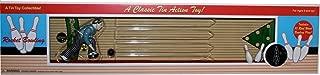 ROCKET BOWLING GAME Classic Tin Action Toy ROCKET USA