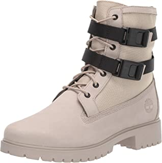 Timberland Womens Jayne Double-Buckle Waterproof Boots