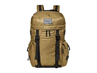 Burton Annex Pack (Martini Olive Flight Satin) Backpack Bags