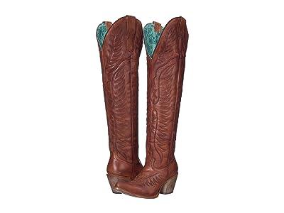 Corral Boots E1507 (Cognac) Women