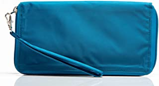 Women's Panther Clutch Slim Wallet, Holds Up to 40 Cards