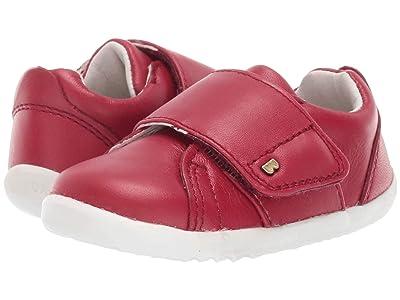 Bobux Kids Step Up Boston (Infant/Toddler) (Rio Red) Kid
