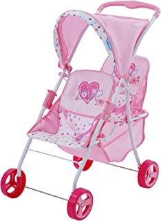 Hauck Love Heart Twin Doll Stroller, Toy