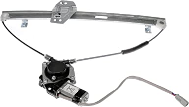 Dorman 748-132 Front Passenger Side Power Window Regulator and Motor Assembly for Select Honda Models
