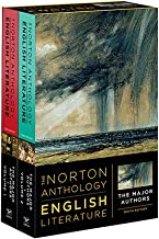 The Norton Anthology of English Literature, The Major Authors (Tenth Edition) (Vol. Two-Volume Set)