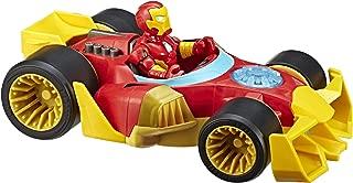 Super Hero Adventures SHA Iron Man Deluxe Vehicle