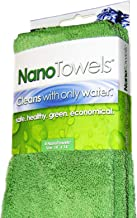 Nano Towels - Amazing Eco Fabric That Cleans Virtually Any Surface With Only Water. No More Paper Towels Or Toxic Chemical...