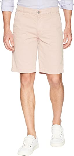 AG Adriano Goldschmied - Griffin Shorts in Sulfur Pale Mauve