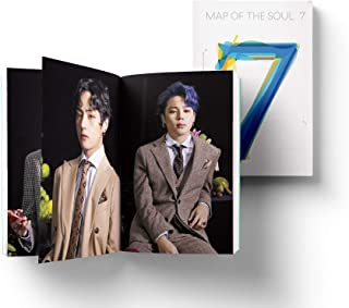 BTS MAP OF THE SOUL 7 Mini Photo Album