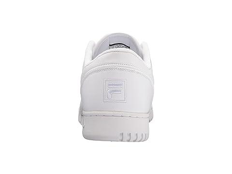 Perf Blanco Blanco Blanco Fila Original Fitness ERqc6v