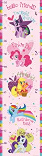 My Little Pony ST0636 ST0636 My Little Pony Peel and Stick Growth Chart