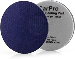 CarPro Denim Orange Peel Removal Pad - 5.25 Inches 2 Pack