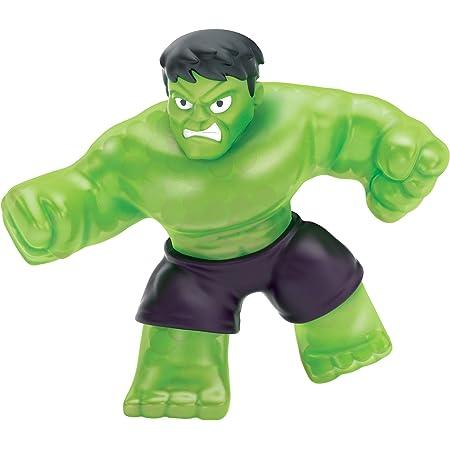 Heroes of Goo Jit Zu Coffret sous Licence Officielle héros Marvel, Figurine - Hulk 41055