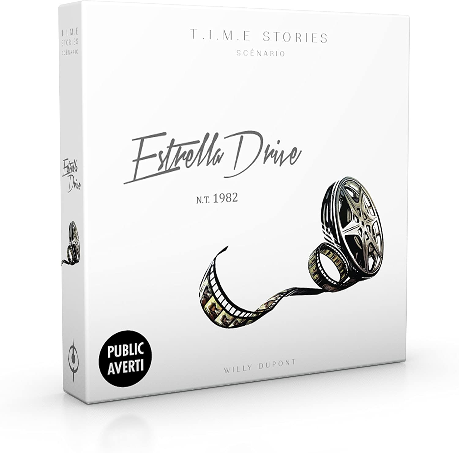 Asmodee–Time Stories–Drive Max 89% OFF trust scts07fr Estrella No