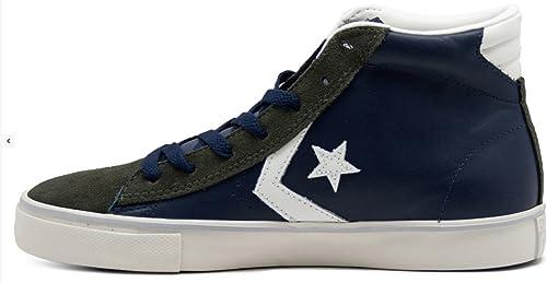 Converse - PRO Leather Vulc, Sneaker Alte Uomo