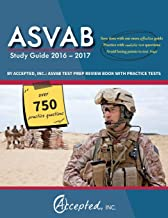 ASVAB Study Guide 2016-2017 By Accepted, Inc.: ASVAB Test Prep Review Book with Practice Tests